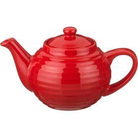 Заварочный чайник 800 мл.красный-470-315