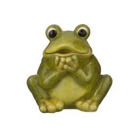 Фигурка лягушка  16*1*18 см