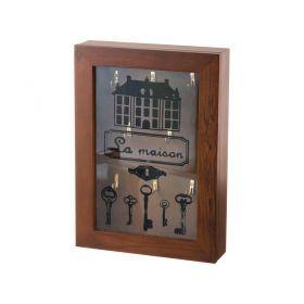 Ключница 32*23*6 см.-255-045