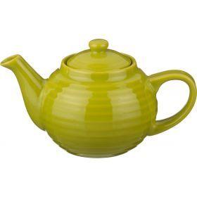 Заварочный чайник 800 мл.оливковый-470-319