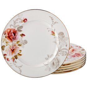 Набор десертных тарелок 6 шт.