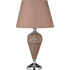 Светильник+абажур высота=58 см.диаметр=33 см.е-14-139-156