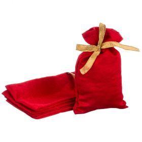 Набор мешочков подарочных из 5шт