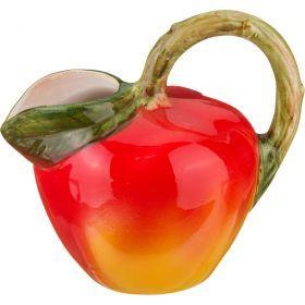 Кувшин декоративный яблоко высота=17 см.