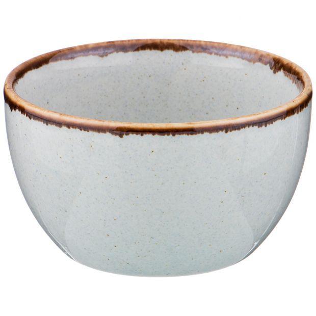 Сахарница seasons цвет серыйфарфор цвет серый диаметр=9,5 см (кор=6шт.)-664-156