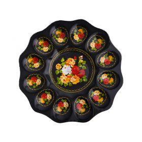 Тарелка для яиц диаметр=23,5 см. без упаковки-33-123