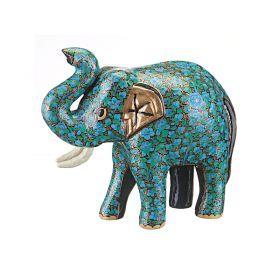 Фигурка слоник длина=30 см.высота=25 см.