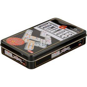 Игра для взрослых домино 19*11,5*3 см.
