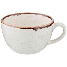 Чашка seasons 340 мл цвет бежевый (кор=24шт.)-664-209