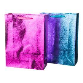 Комплект бумажных пакетов из 12 шт 40*30*12 см.2 вида-512-534