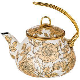 Чайник эмалированный agness, 2,2л-950-108