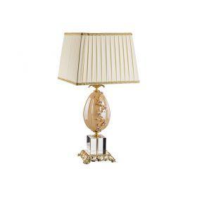 Светильник настольный+абажур высота=72 см.е27-322-230