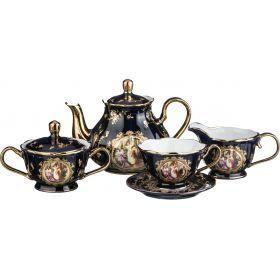 Чайный сервиз на 6 персон 15 пр. lefard