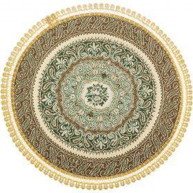 Салфетка декоративная диаметр=32 см.-262-164
