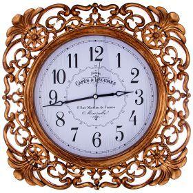 Часы настенные кварцевые 45*45 см-207-395