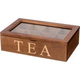 Шкатулка для чая 24*18*10 см.-255-042