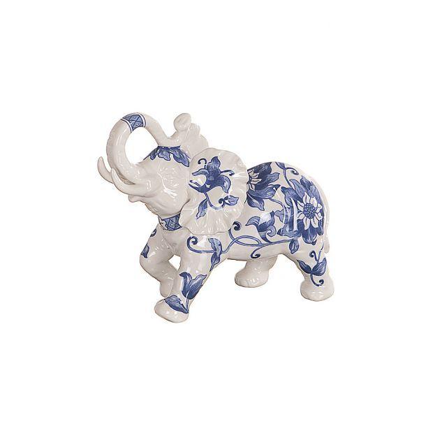 "Фигурка ""слон"" 18*8*15 см.-59-591"