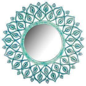 Зеркало настенное диаметр=60 см (кор=4шт.)-723-139
