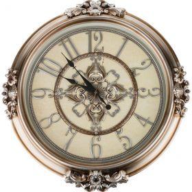 Часы настенные кварцевые 50*6,5*52 см. диаметр циферблата=37 см.