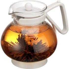 Заварочный чайник 900 мл.со встроенным фильтром (кор=24шт.)-891-005