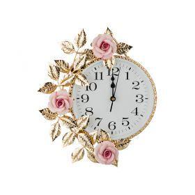 Часы настенные 35*28 см.циферблат 20*20 см.-284-578