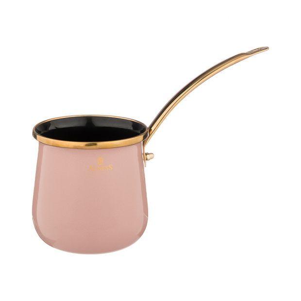 Турка agness эмалированная, 0,35л подходит для индукцион.плит-950-280