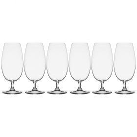 Набор бокалов для пива из 6 шт.