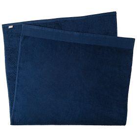 Полотенце махровое с бордюром 90*160см, в упаковкеке, 100% хб, пл 450 г/м2 , васильковый-850-100-3