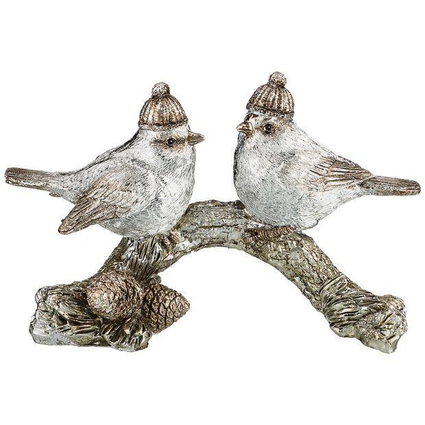"Фигурка ""птички"" 13,5*6,5*10,5 см. (кор=48шт.)-79-173"