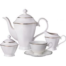 Чайный сервиз на 6 персон 15 пр.900/230/300/230 мл.-115-284