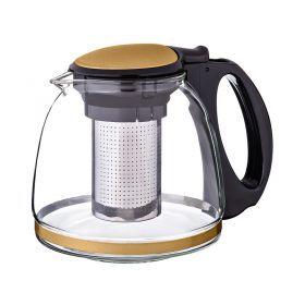 Чайник заварочный с фильтром из нжс, 1100мл-884-033
