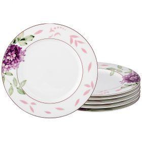 Набор тарелок десертных из 6 шт. диаметр=19 см. (кор=6набор.)-770-159