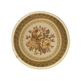 Салфетка декоративная диаметр=48 см.-262-083