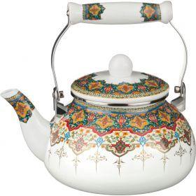 Чайник эмалированный 2,5 л.-934-328