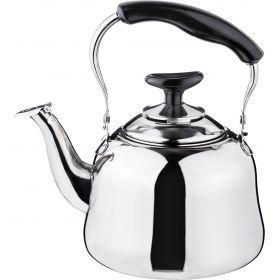 Чайник со встроенным свистком и фильтром 1000 мл.-909-600