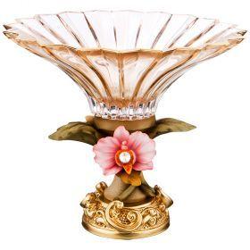 Декоративная чаша диаметр=25 см. высота=21 см.-308-225