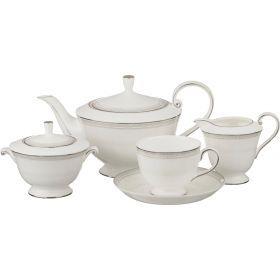 Чайный сервиз на 6 персон 15 пр. 1300/250 мл.-22-1083