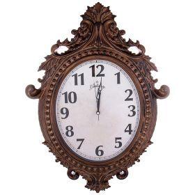 Часы настенные кварцевые 54*73 см размер циферблата 31,9*39,1 см-207-391