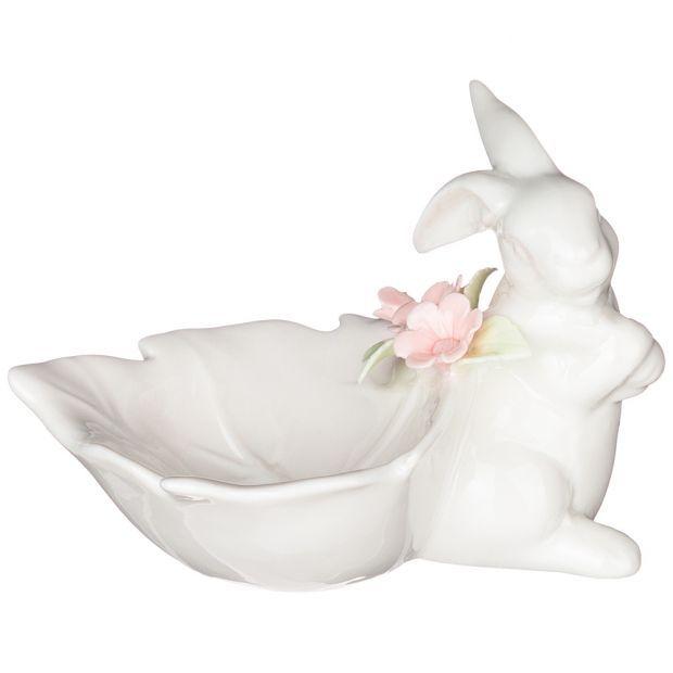 "Статуэтка ""весенний кролик"" 14.5*10*10 см. (кор=36шт.)-146-1656"