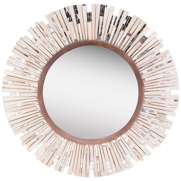 Зеркало настенное 81*2*81 см (кор=1шт.)-874-125
