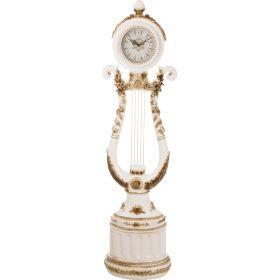 Часы напольные кварцевые лира 46*31*167 см. диаметр циферблата=20 см.