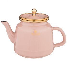 Чайник agness эмалированный, серия тюдор 1,0л  без упак.-950-287-1