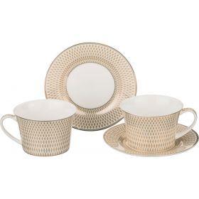Кофейный набор на 2 персоны 4 пр. 150 мл.-760-412