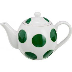 Чайник 750мл зеленый (кор=24шт.)-779-053