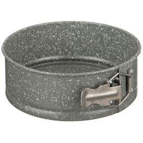 Форма для выпечки разъемная с антипригарным покрытием 18*6,8 см.-708-040