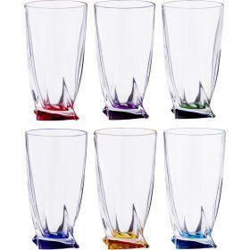 Набор стаканов для сока из 6 шт.