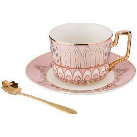 Чайный набор на 1 персону, 3 предмета 250мл. (кор=36набор.)-151-116
