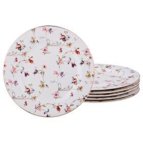 Набор десертных тарелок из 6 шт. диаметр=20 см-275-917