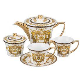 Чайный сервиз на 6 персон 15 пр. 900/200 мл.-215-275