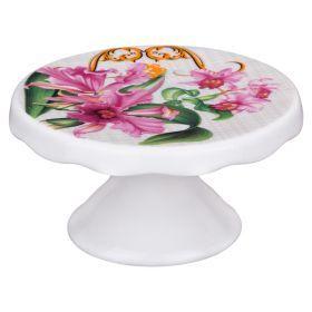 Блюдо для капкейка диаметр=10 см. высота=6 см.